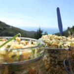 Lunchpaket: Quinoa Cashew Salat