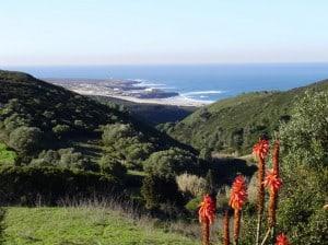 Blick auf den Praia do Guincho