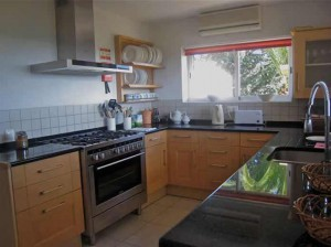 Algarve fully equipped Kitchen