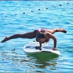 freestyle stand up paddleboarding in Portugal