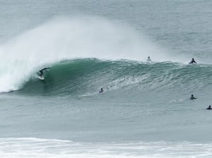 perfect guincho wave