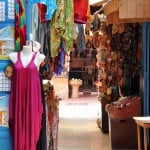 essaouira medina clothes shop