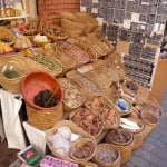 shop in medina of essaouira