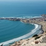 surfing bay morocco