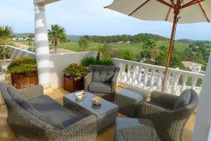 Algarve-Villa-Top-Terrace-balcony-sitting-area-3