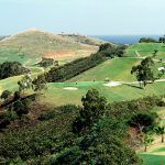 5th hole of Golf Santo Antonio