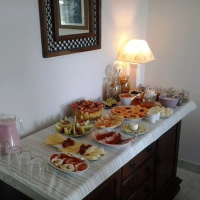 algarvevilla-kitchen-buffet