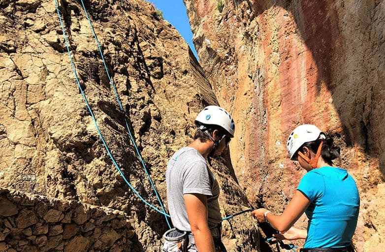 route prepping climbing guide