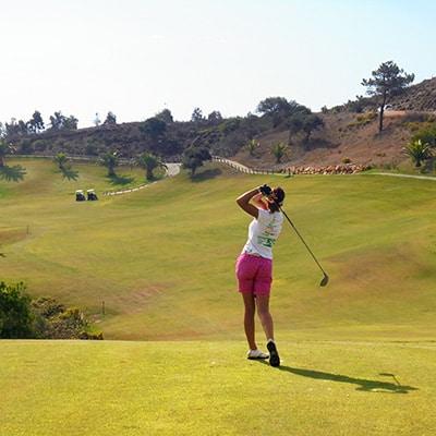 golf & yoga retreat